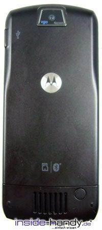 Test des Motorola SLVR L7-9