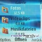 Test des Nokia 8800-21