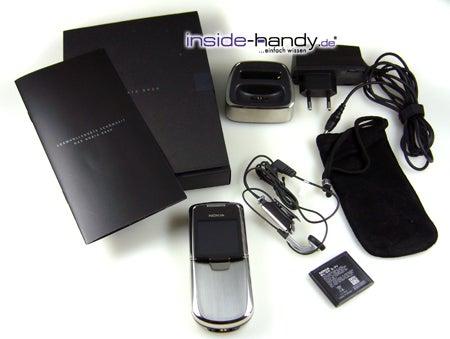 Test des Nokia 8800-3
