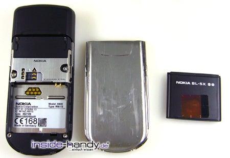 Test des Nokia 8800-34