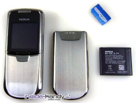 Test des Nokia 8800-4