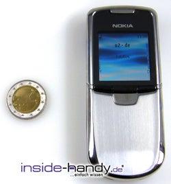 Test des Nokia 8800-6