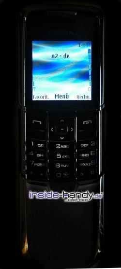 Test des Nokia 8800-7