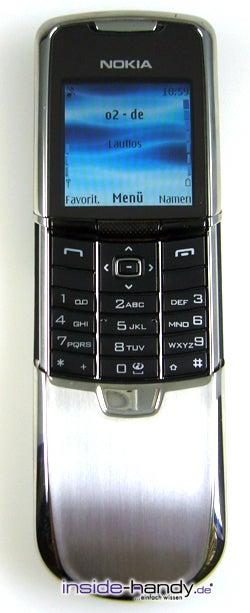 Test des Nokia 8800-9