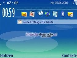 Test des Nokia E61-13