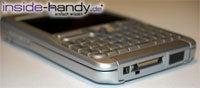 Test des Nokia E61-15