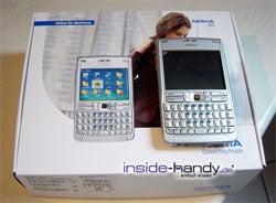Test des Nokia E61-2