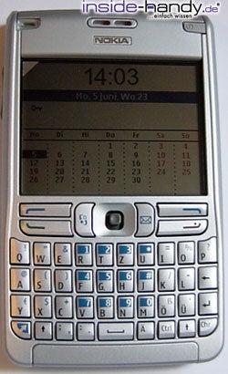 Test des Nokia E61-23