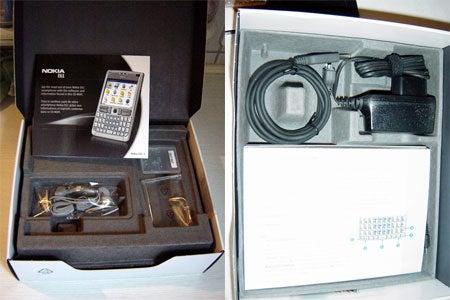 Test des Nokia E61-4