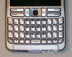 Test des Nokia E61-5