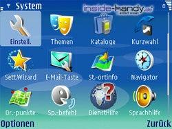 Test des Nokia E61-8