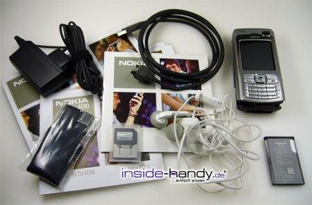 Test des Nokia N70-2