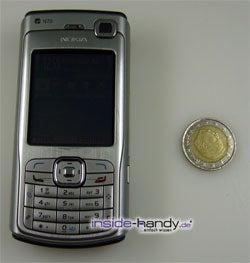 Test des Nokia N70-5