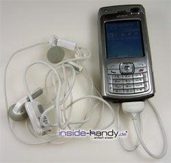 Test des Nokia N70-7