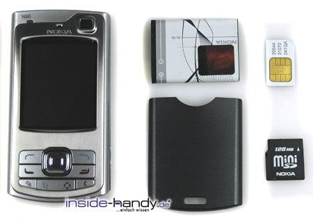 Test des Nokia N80-28