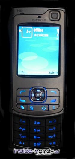 Test des Nokia N80-5