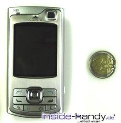 Test des Nokia N80-8
