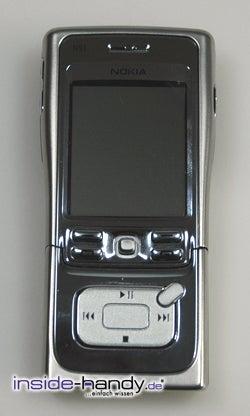 Test des Nokia N91-10