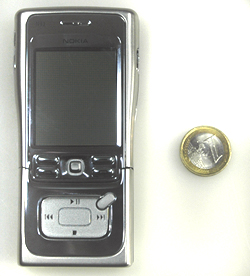 Test des Nokia N91-6
