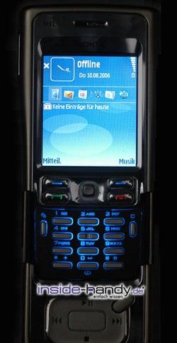 Test des Nokia N91-7