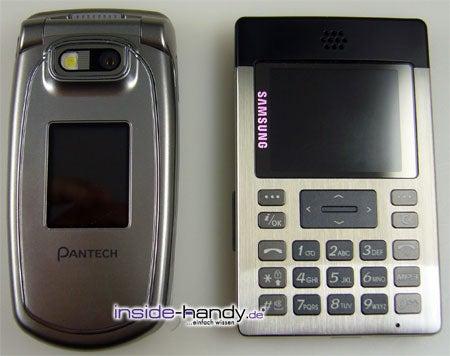 Test des Pantech PG 3500-28