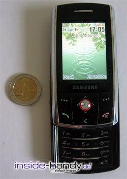 Test des Samsung SGH-D800-4