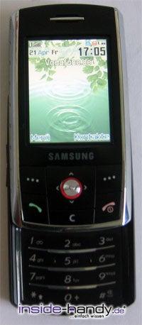 Test des Samsung SGH-D800-6