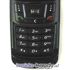Test des Samsung SGH-D900-4