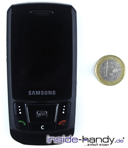 Test des Samsung SGH-D900-5