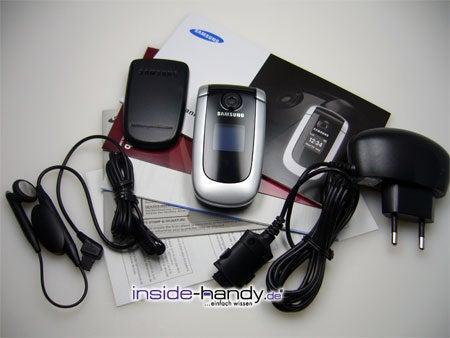 Test des Samsung SGH-E770-1