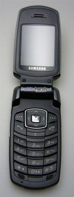 Test des Samsung SGH-E770-19