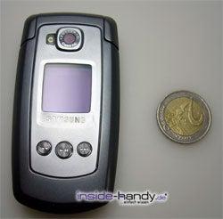 Test des Samsung SGH-E770-4