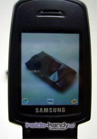 Test des Samsung SGH-E770-6