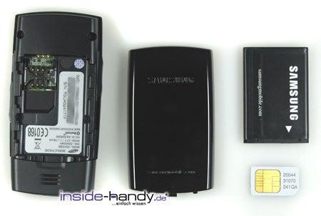 Test des Samsung SGH-E900-3