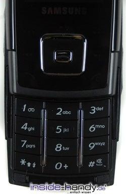 Test des Samsung SGH-E900-4