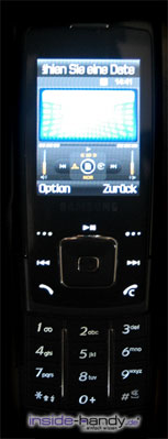 Test des Samsung SGH-E900-5