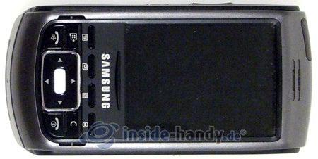 Test des Samsung SGH-i750-1