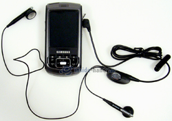 Test des Samsung SGH-i750-6