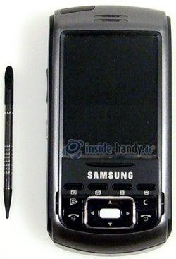 Test des Samsung SGH-i750-8