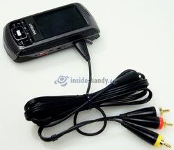 Test des Samsung SGH-i750-9
