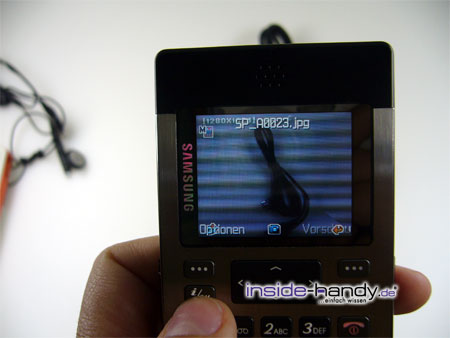 Test des Samsung SGH-P300-37