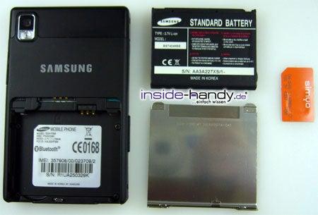 Test des Samsung SGH-P300-4