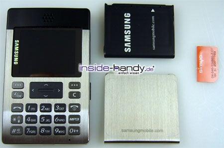 Test des Samsung SGH-P300-7