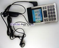 Test des Samsung SGH-P300-8