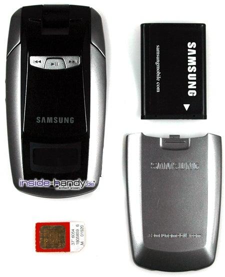 Test des Samsung SGH-P900-3
