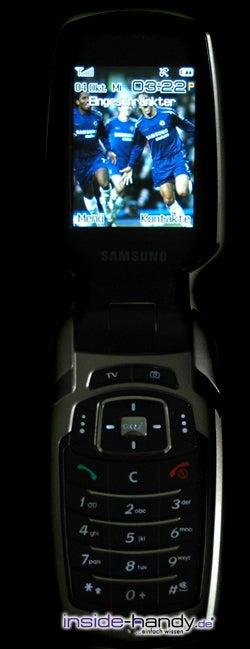 Test des Samsung SGH-P900-6