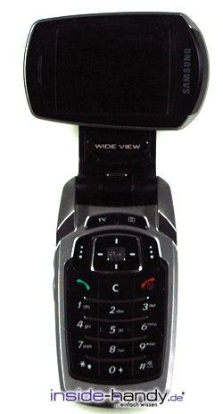 Test des Samsung SGH-P900-8