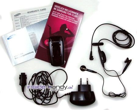 Test des Samsung SGH-X300-2
