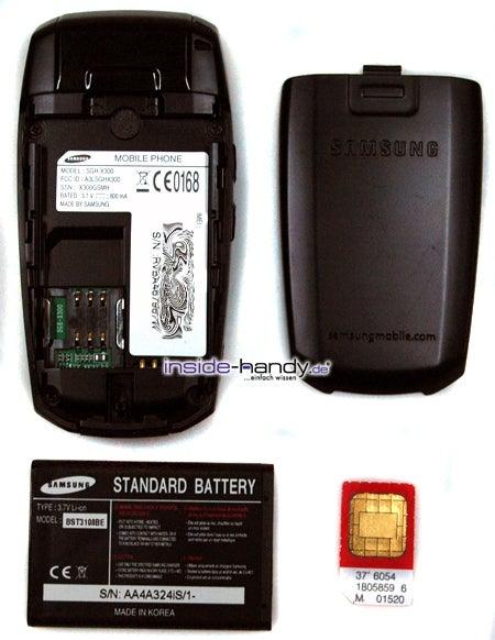Test des Samsung SGH-X300-3