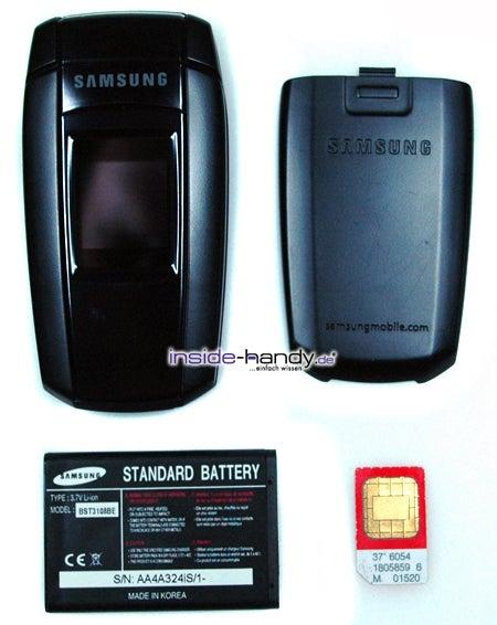 Test des Samsung SGH-X300-35